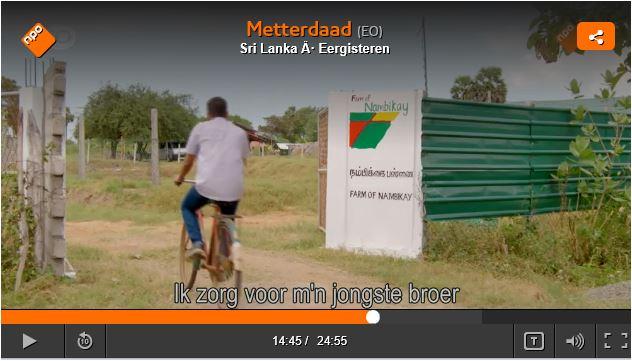 Uitzending EO-Metterdaad